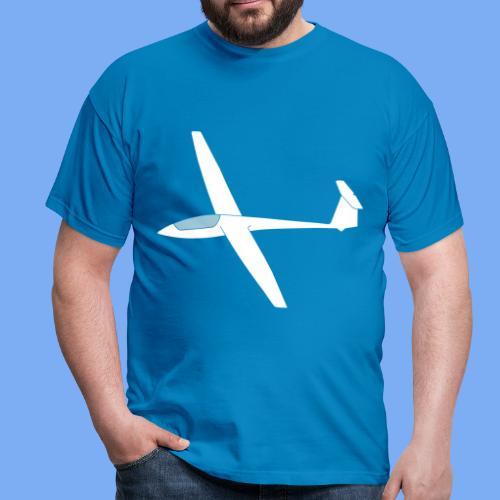 Segelfliegen Segelflieger Geschenk ASW19 - Men's T-Shirt