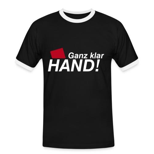 Highfieldshirt - Männer Kontrast-T-Shirt