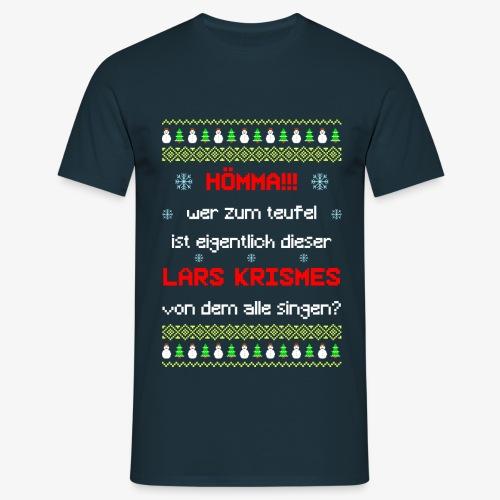 Männer T-Shirt lars krismes Ugly Christmas - Männer T-Shirt