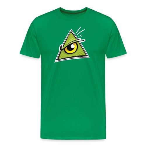 Illuminati Bunt Herren - Männer Premium T-Shirt