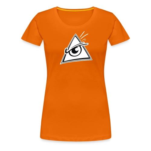 Illuminati SW Damen - Frauen Premium T-Shirt