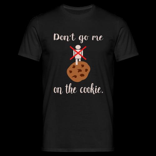 Genervt auf Denglisch Kinder T-Shirt - Männer T-Shirt