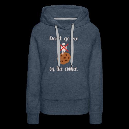 Genervt auf Denglisch Hoodie - Frauen Premium Hoodie