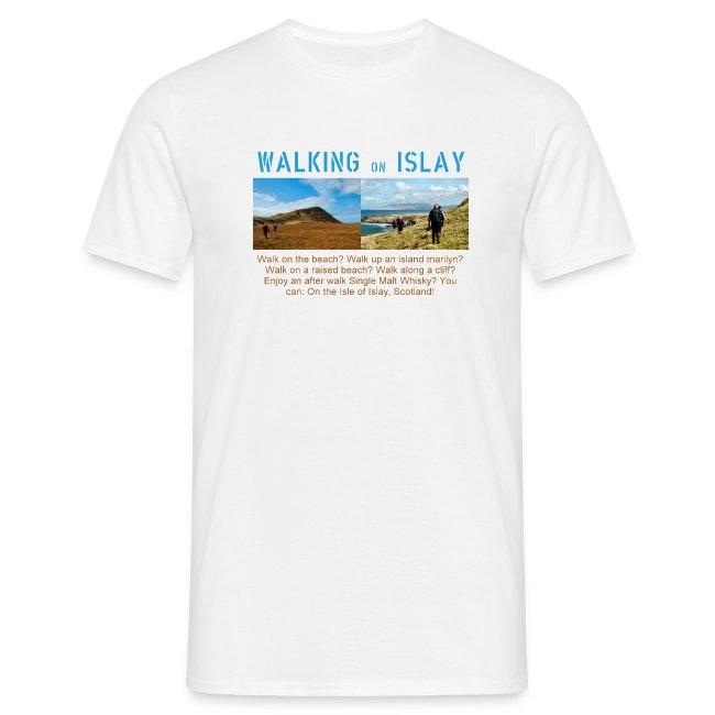 Walking on Islay - Front