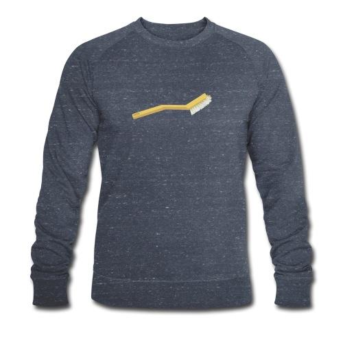 Afwasborstel mannen bio sweater - Mannen bio sweatshirt van Stanley & Stella