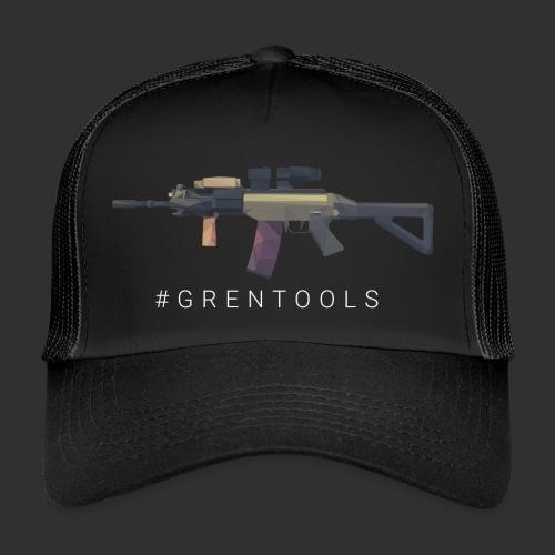 #Grentools Master Cap - Trucker Cap