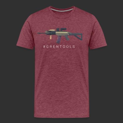 #Grentools Mastershirt - Männer Premium T-Shirt