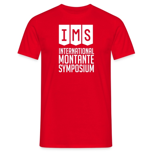 3W20 - Montante Symposium Red Edition - Männer T-Shirt