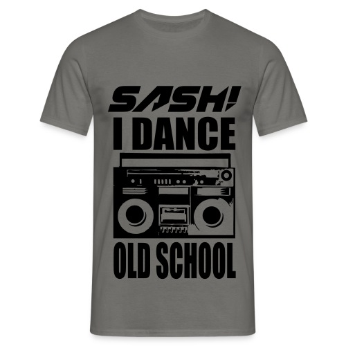 I Dance Old School 2019 - Men's T-Shirt