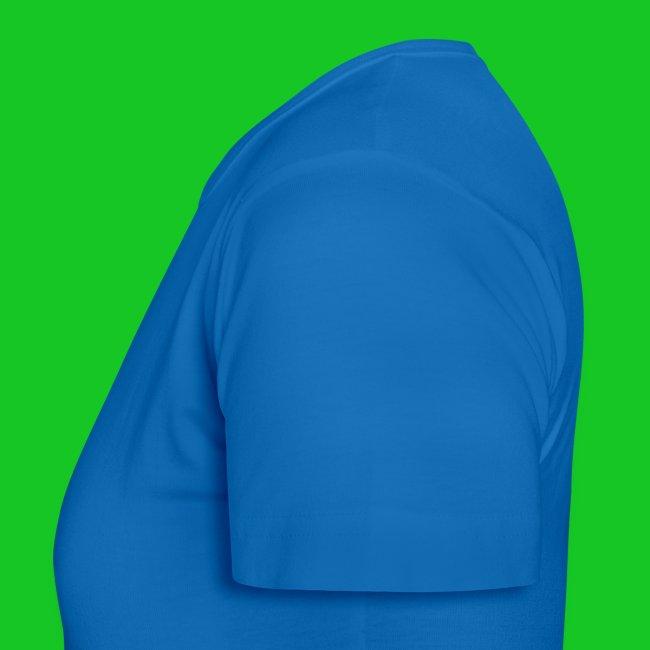 Delfts blauw kussende kinderen dames t-shirt