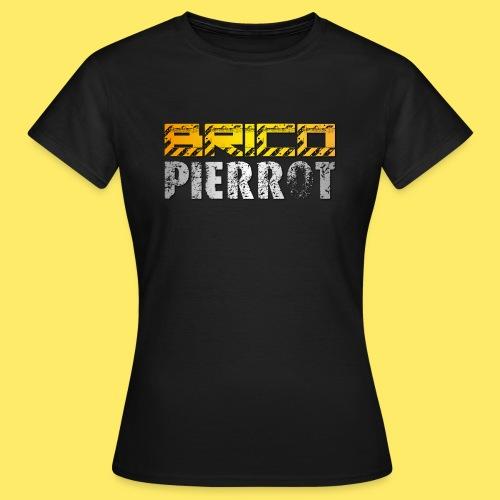 T-shirt femme noir - T-shirt Femme