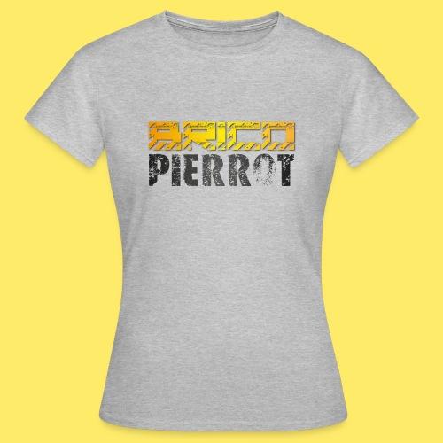 T-shirt femme gris - T-shirt Femme