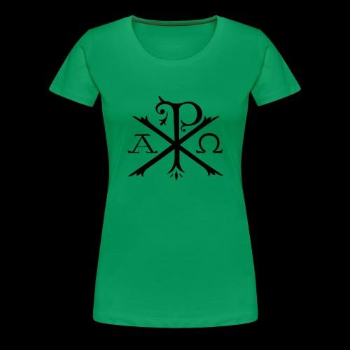 CHI RHO ALPHA OMEGA - Women's Premium T-Shirt