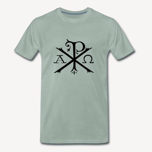 CHI RHO ALPHA OMEGA - Men's Premium T-Shirt