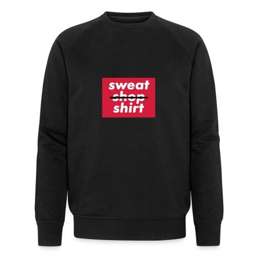No Sweatshopshirt / 3 Colors, Ms Organic Sweatshirt - Männer Bio-Sweatshirt von Stanley & Stella