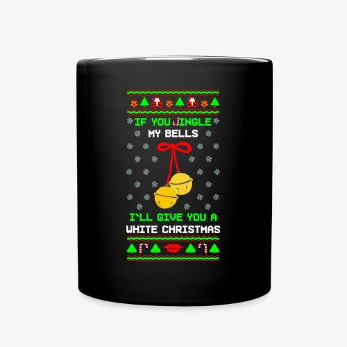 Tasse Jingle my Bells Ugly Xmas - Tasse einfarbig