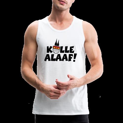Kölle Alaaf Karneval in Köln Tank Top - Männer Premium Tank Top