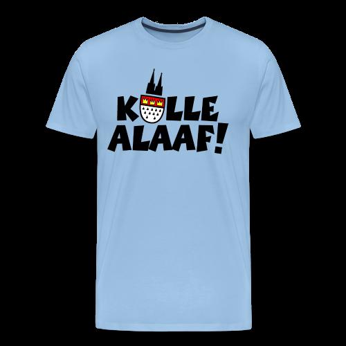 Kölle Alaaf Karneval in Köln Premium T-Shirt - Männer Premium T-Shirt