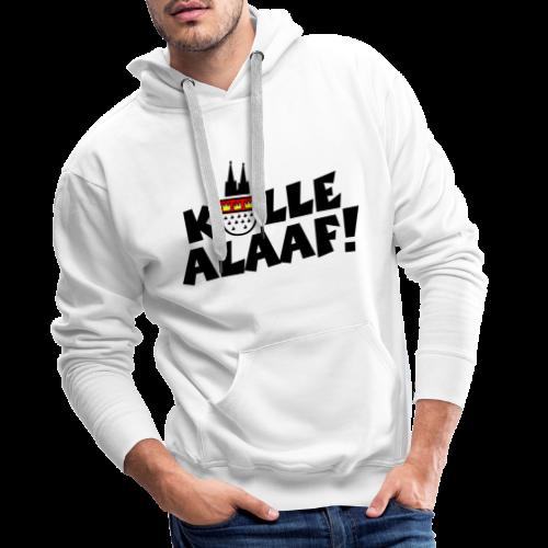 Kölle Alaaf Karneval in Köln Hoodie - Männer Premium Hoodie