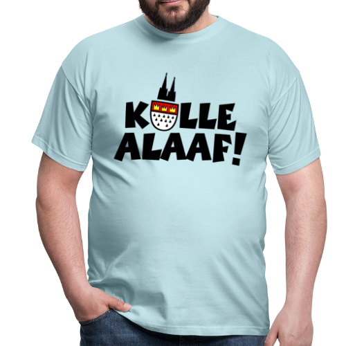 Kölle Alaaf Karneval in Köln T-Shirt - Männer T-Shirt