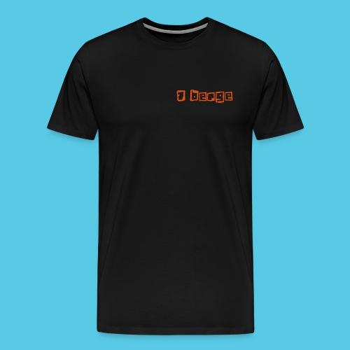 Männer Premium T-Shirt - Für jeden der sein Material liebt.