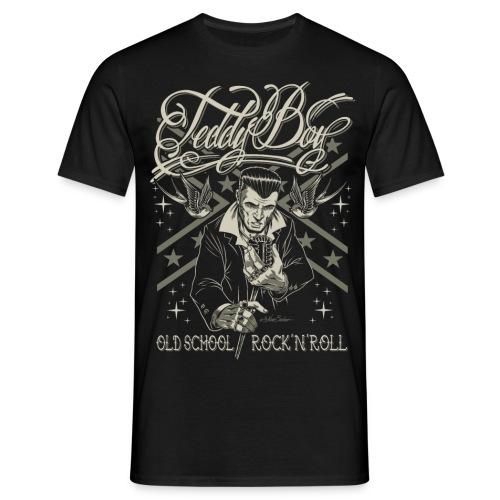 Teddy Boy Singer - Camiseta hombre