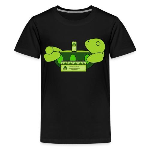 ChillkiPapa Motiv - Teenager Shirt (Männlich) - Teenage Premium T-Shirt