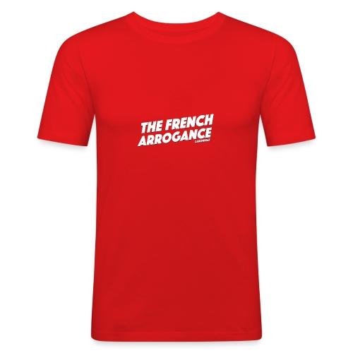 THE FRENCH ARROGANCE - T-shirt près du corps Homme