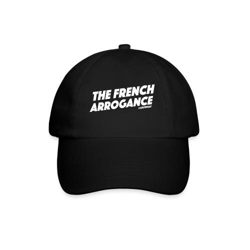 CAP THE FRENCH ARROGANCE - Casquette classique