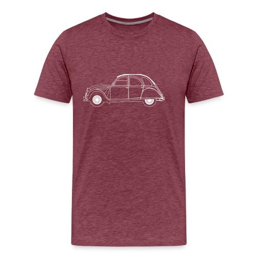 Ente 2 - Männer Premium T-Shirt