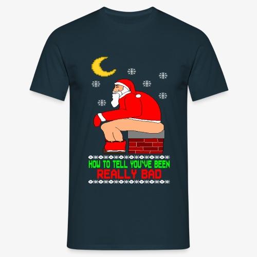Männer T-Shirt Really Bad Ugly Christmas - Männer T-Shirt