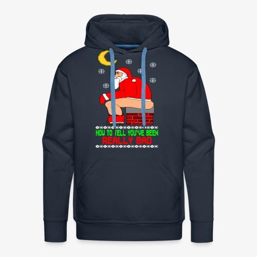Männer Premium Hoodie Really Bad Ugly Christmas - Männer Premium Hoodie