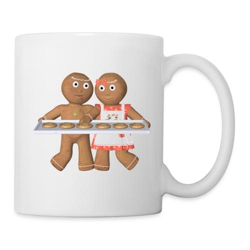 Lebkuchen Paar - Tasse
