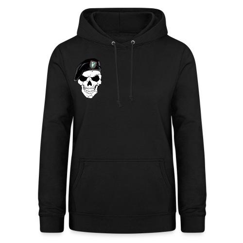 STØTTEMEDLEM HOODIE DAME - Dame hoodie