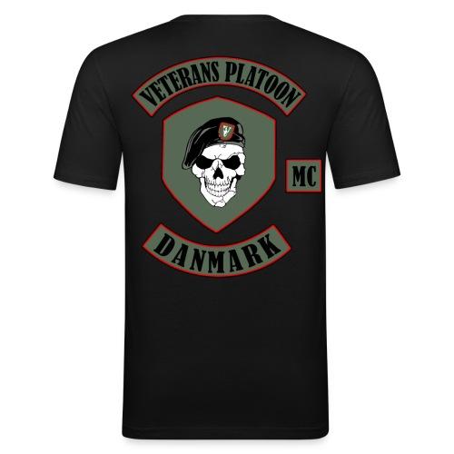 FULLPATCH MEMBER T SHIRT SLIM - Herre Slim Fit T-Shirt