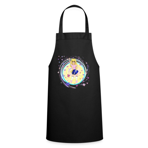 Mindy on a Apron. - Cooking Apron