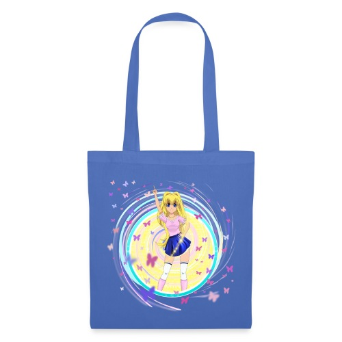 Mindy on a Bag. - Tote Bag
