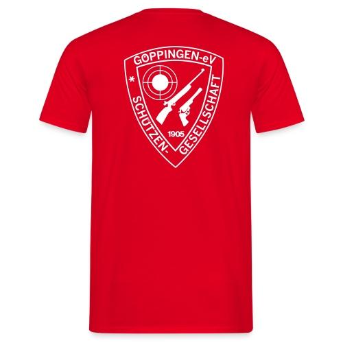 SG:Shirt TOPPREIS - Männer T-Shirt