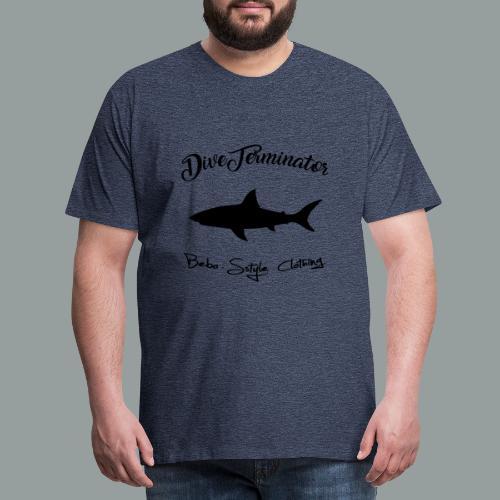DiveTerminator - Männer Premium T-Shirt