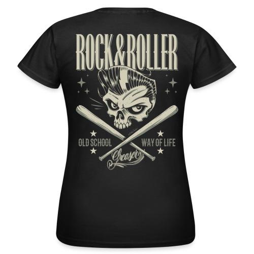 Rock&roller g - Camiseta mujer