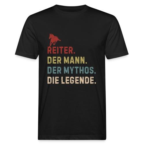 Männer Bio-T-Shirt - Legende - Männer Bio-T-Shirt