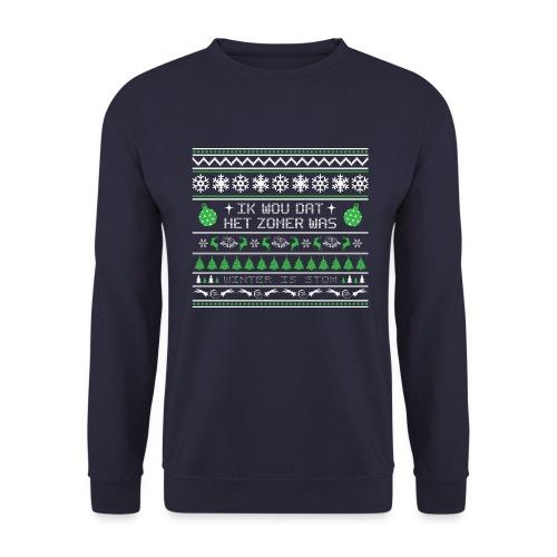 Heren sweater - Mannen sweater