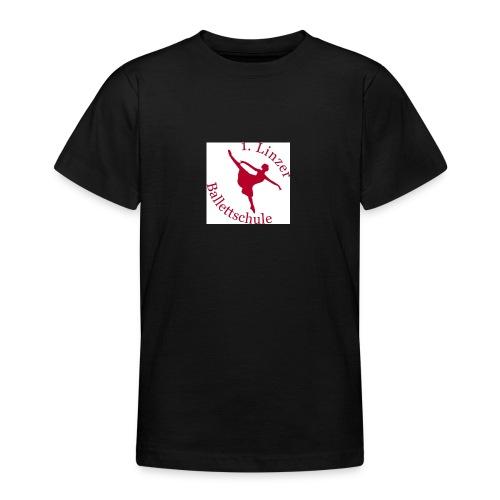 Logo 1.Linzer Ballettschule - Teenager T-Shirt