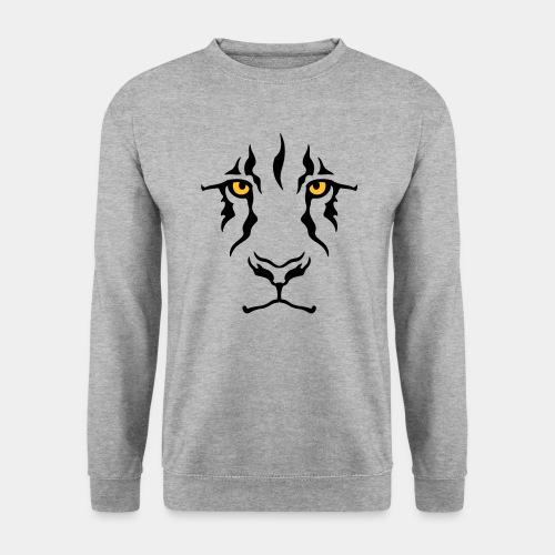 Le regard du lion - Sweat-shirt Homme