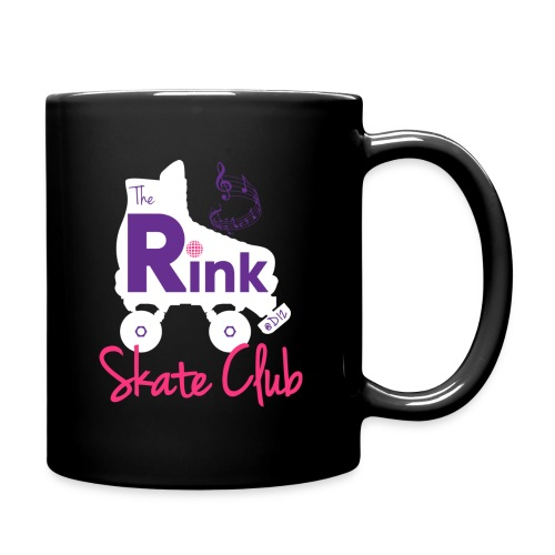 The Rink @D12 Skate Club Mug (Custom Name) - Full Colour Mug