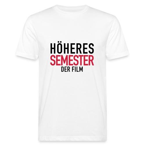 Höheres Semester - Der Film - Männer Bio-T-Shirt