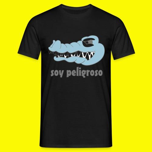 Soy peligroso - Männer T-Shirt