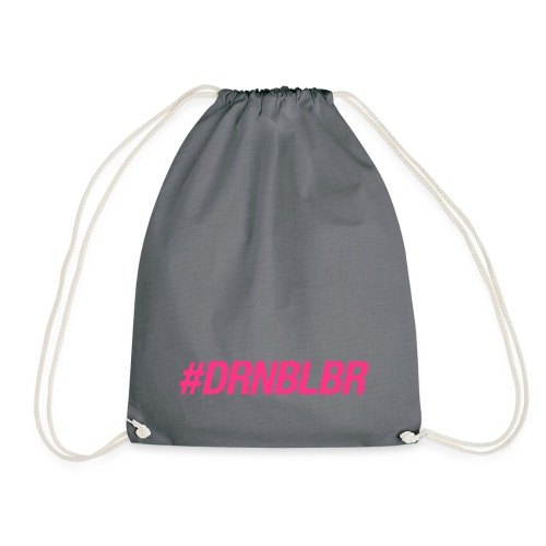 #DRNBLBR Turnbeutel Pink - Turnbeutel
