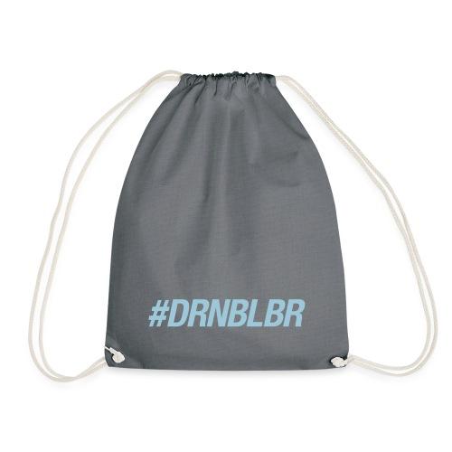 #DRNBLBR Turnbeutel Blau - Turnbeutel