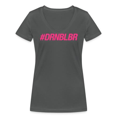 #DRNBLBR Shirt Damen - Frauen Bio-T-Shirt mit V-Ausschnitt von Stanley & Stella